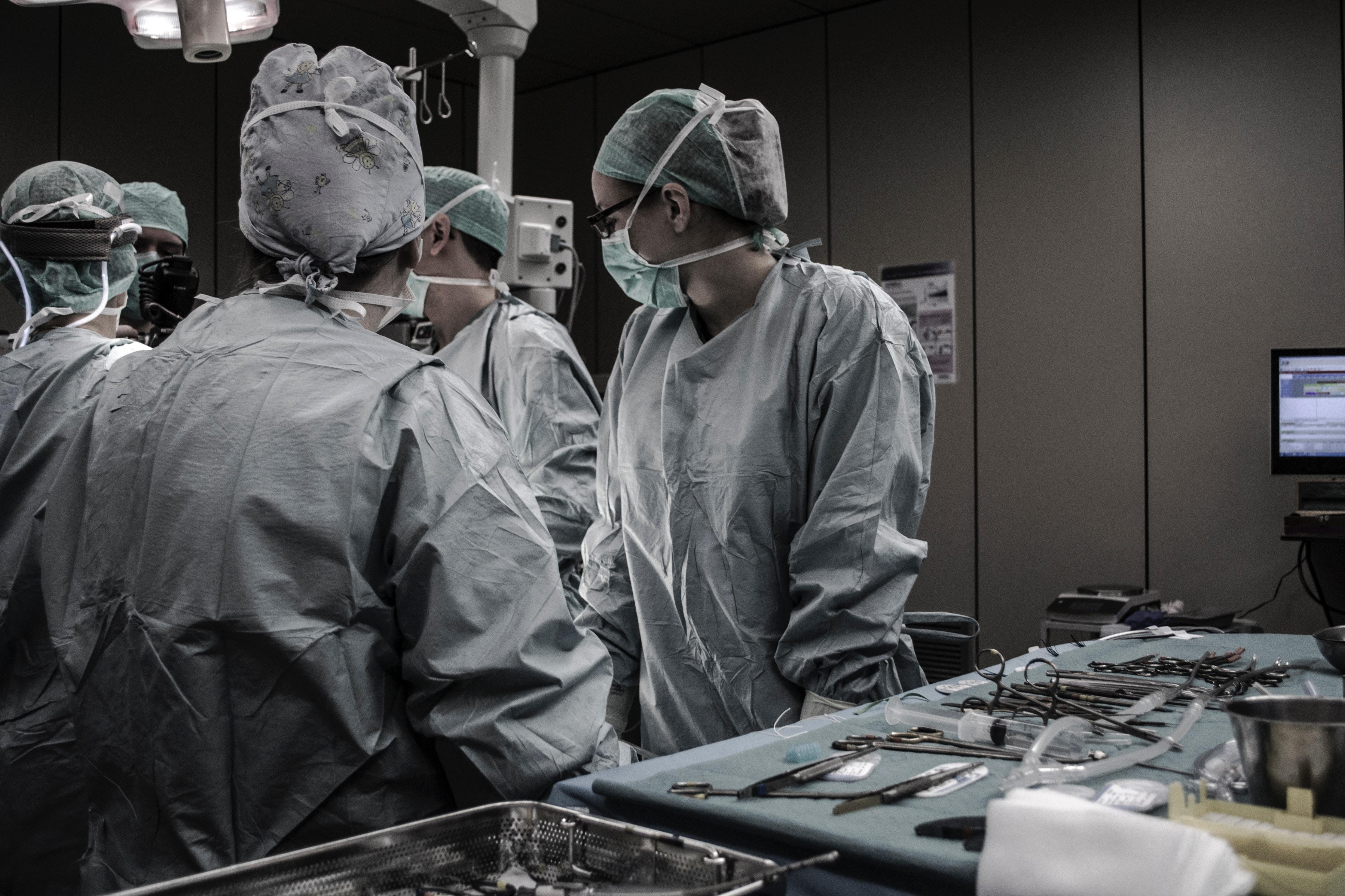 骨折体験談3・手術当日