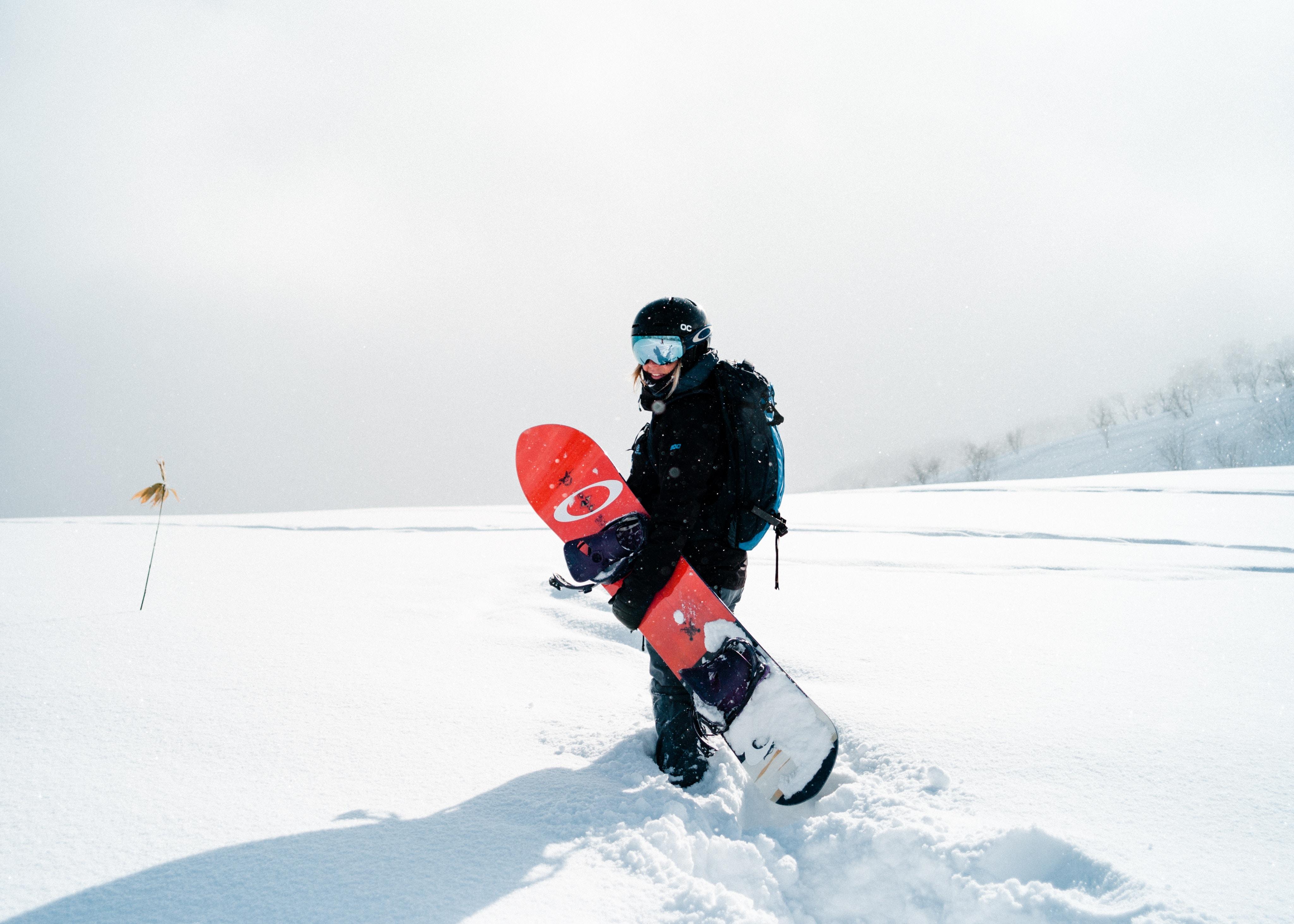 骨折体験談22・抜釘手術前にスノーボードはできるか?