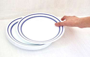 手に優しいお皿・CORELLE(コレール) リウマチの方にもオススメ